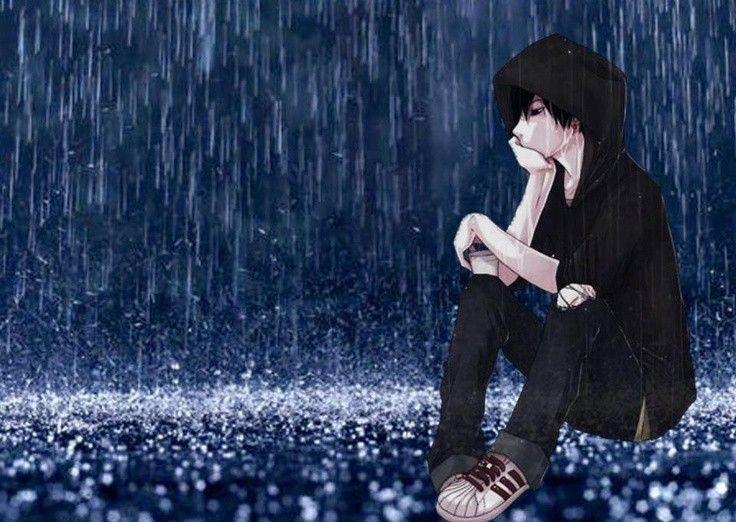 Ảnh nỗi buồn về cuộc sống