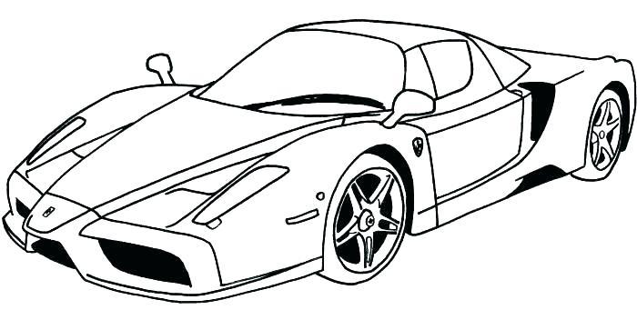 Hình ảnh tô màu ô tô (2)