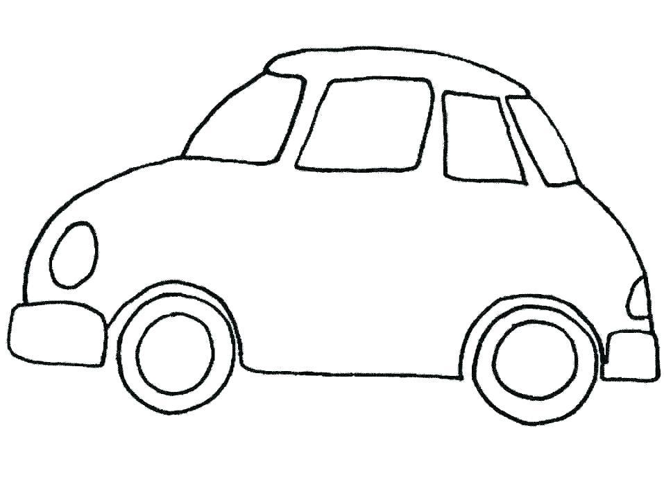 Hình ô tô tô màu