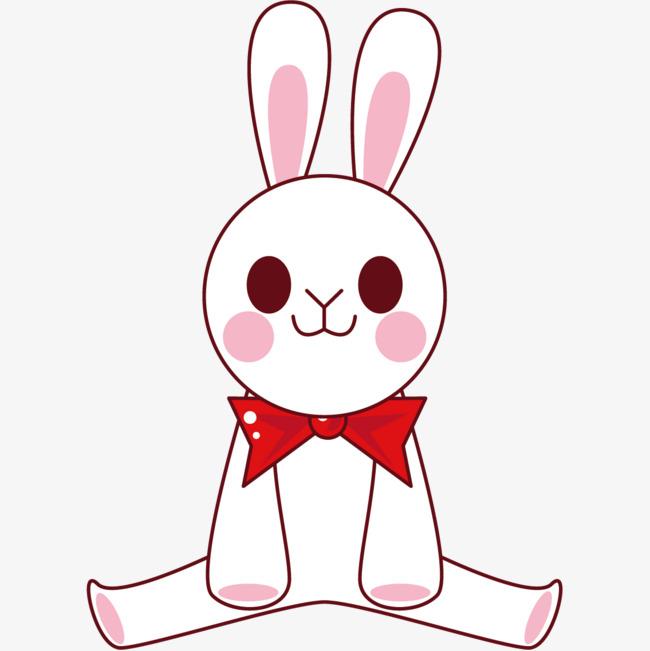 Hình vẽ chú thỏ dễ thương