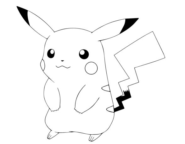 Hình tập tô pokemon