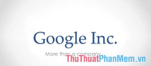"""""""Inc"""" là viết tắt của Incorporated mang nghĩa là tập đoàn"""