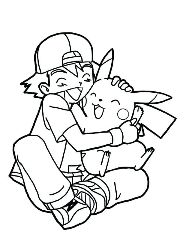 Tập tô màu pokemon