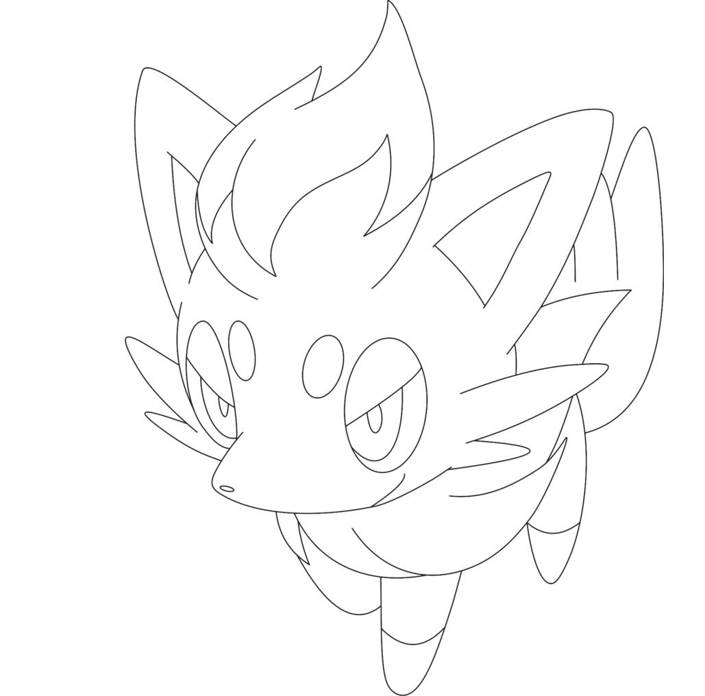 Tranh pokemon
