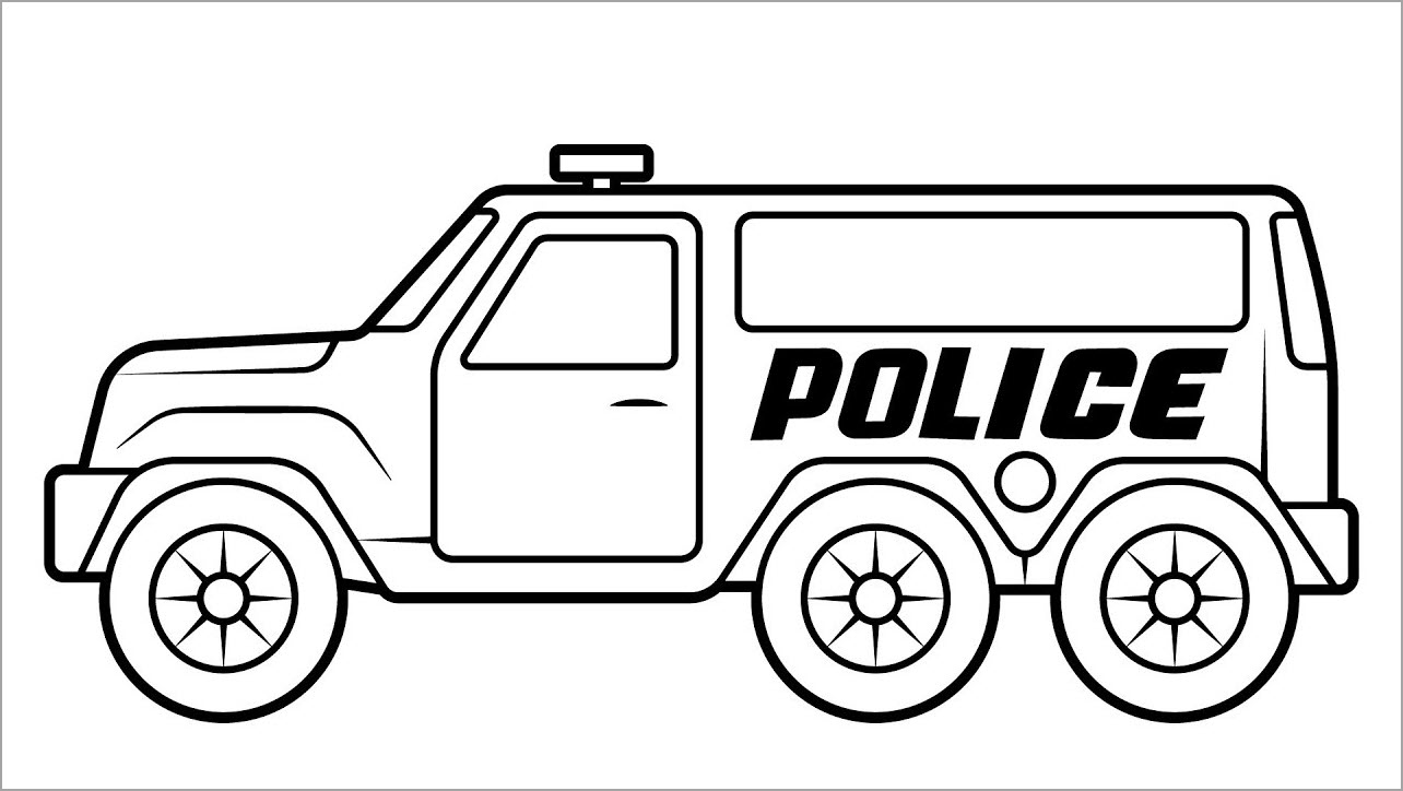 amazing-truck-coloring-pages-revisited-confidential-big-police-colors-for