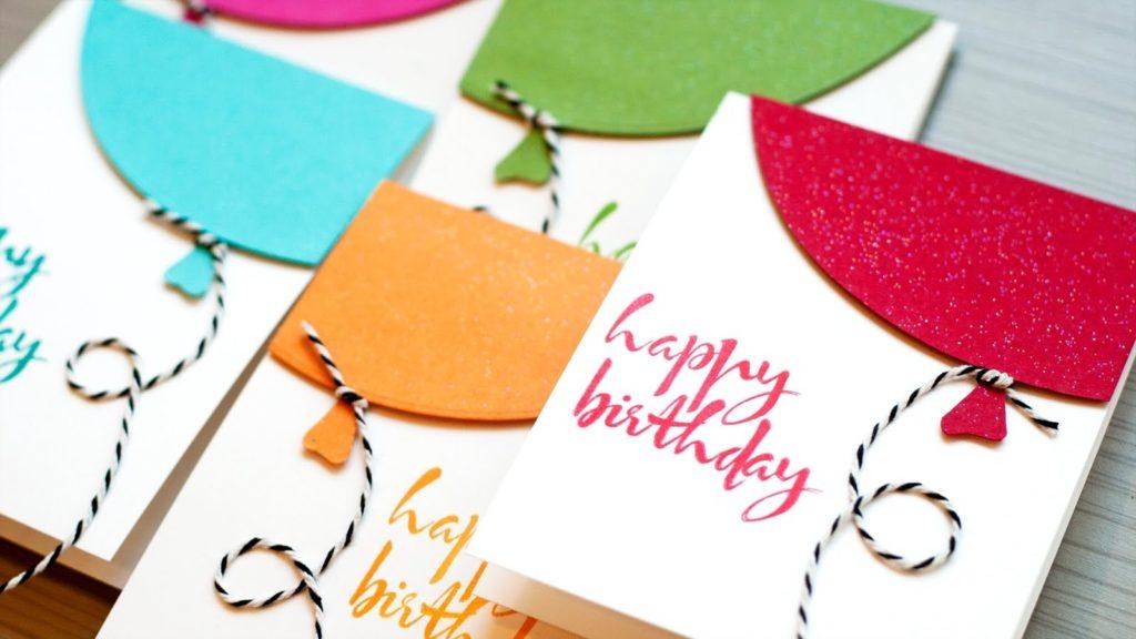 Cách làm thiệp mời sinh nhật