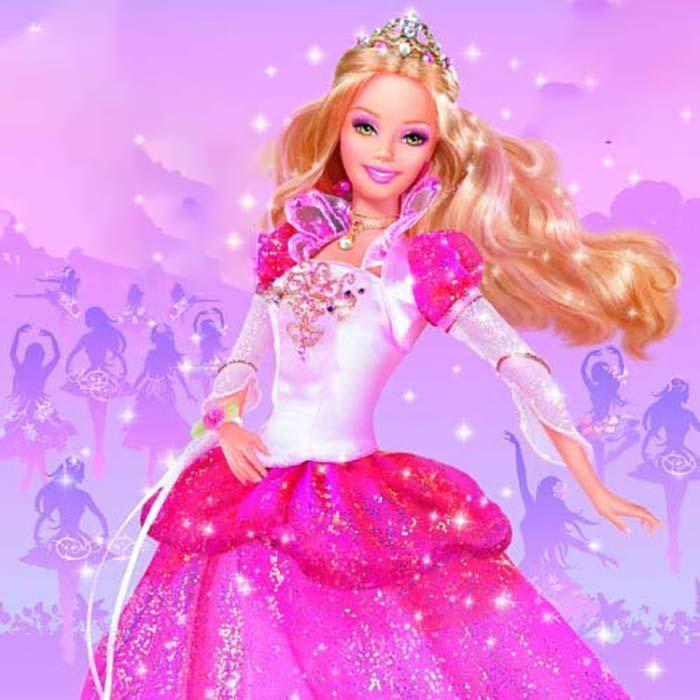 Hình ảnh bộ đồ chơi búp bê barbies thời trang