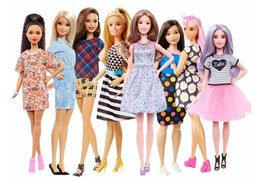 Hình ảnh búp bê thời trang Barbies