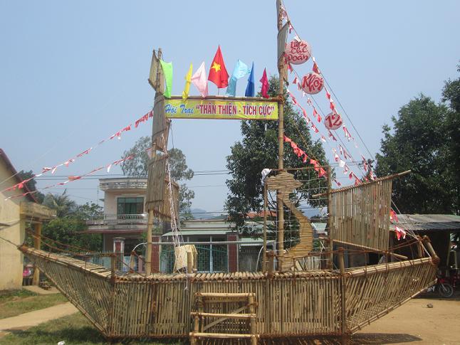 Hình ảnh cổng trại độc đáo và đẹp