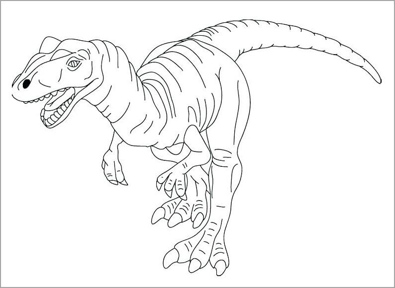 Hình tập tô khủng long