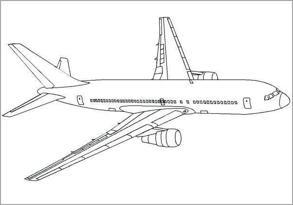 Hình tập tô máy bay