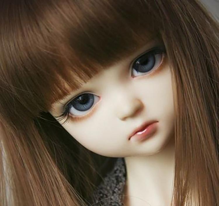 Khuôn mặt hình ảnh búp bê barbies đẹp và dễ thương nhất