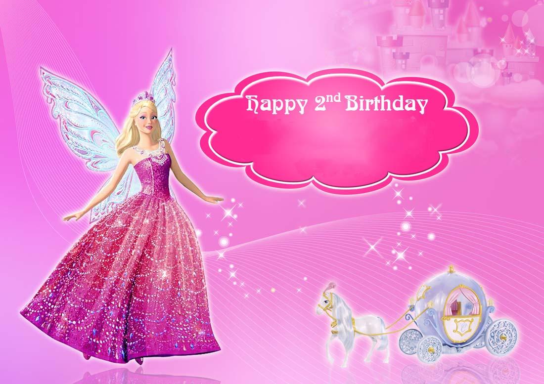 Mẫu bìa thiệp mời sinh nhật đẹp