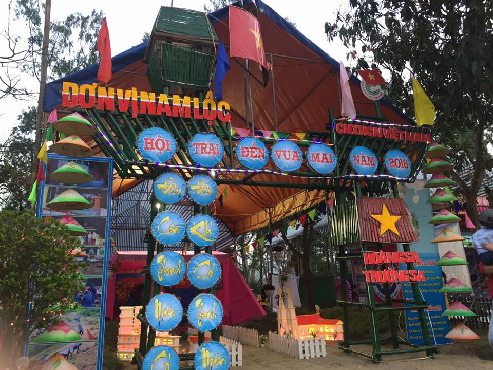 Một số hình ảnh về cổng trại