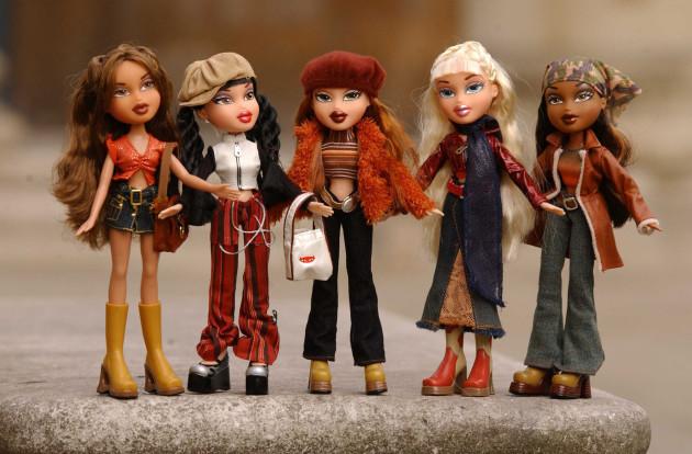 Phong cách thời trang độc lạ của búp bê barbies