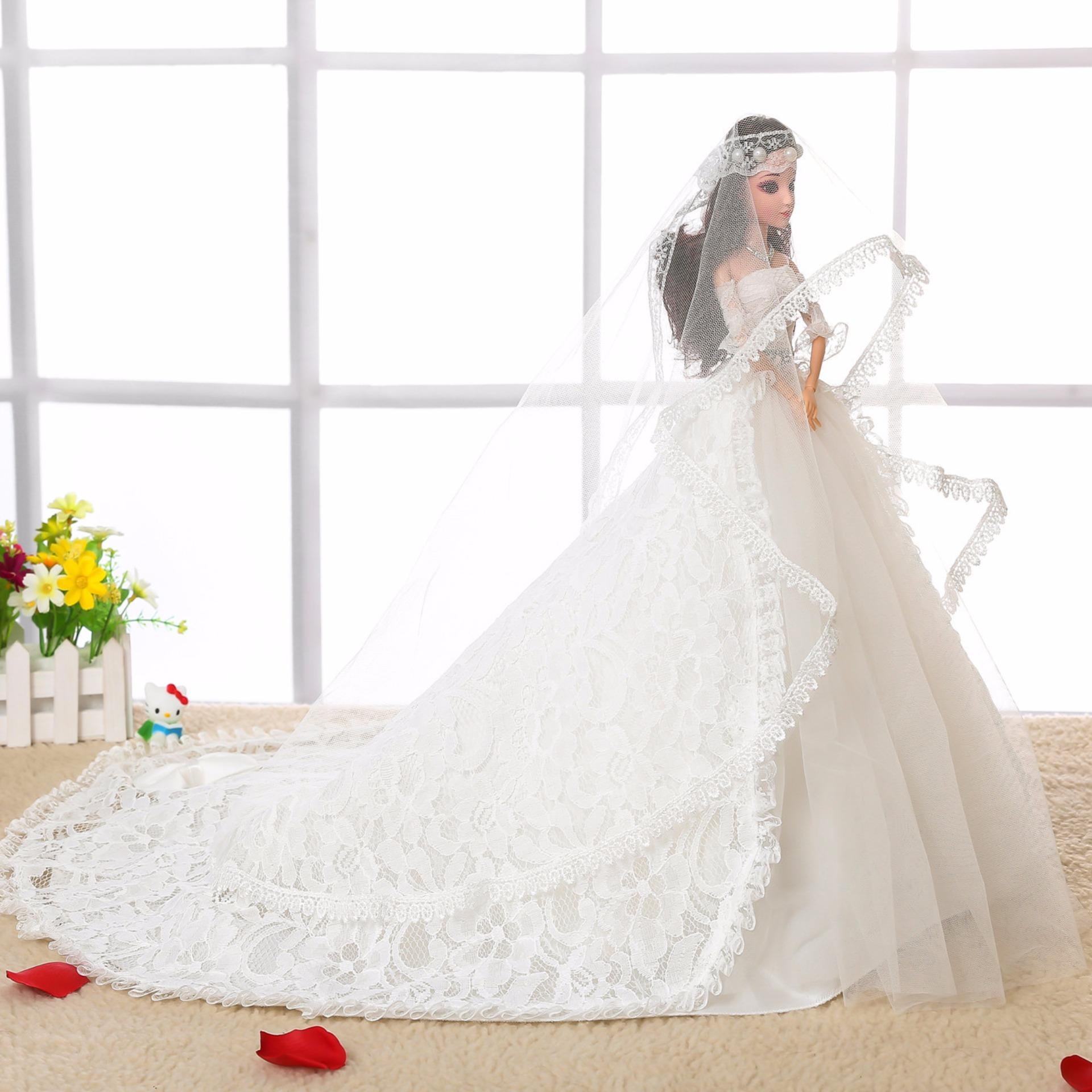 Shop bán búp bê baby cô dâu