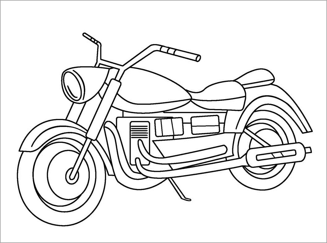 Tô màu xe máy