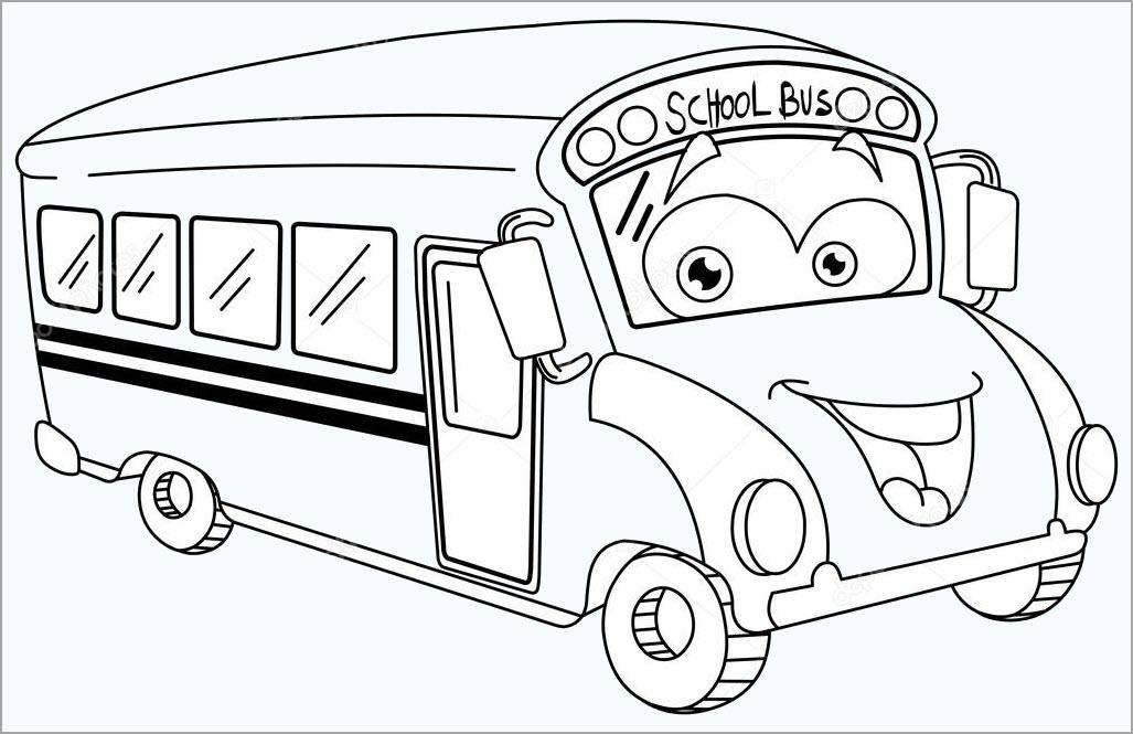 Tranh tập tô màu phương tiện giao thông cho bé