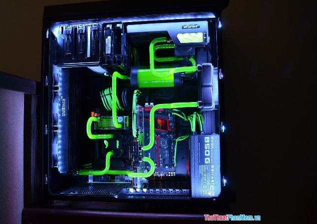 Cách giảm nhiệt độ CPU (1)