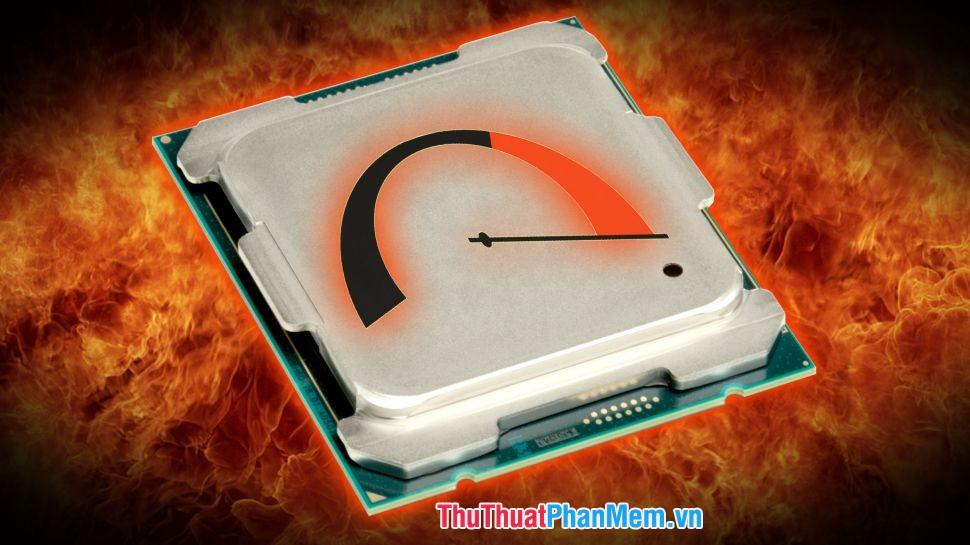 Đo nhiệt độ CPU là việc rất quan trọng để theo dõi máy tính của mình