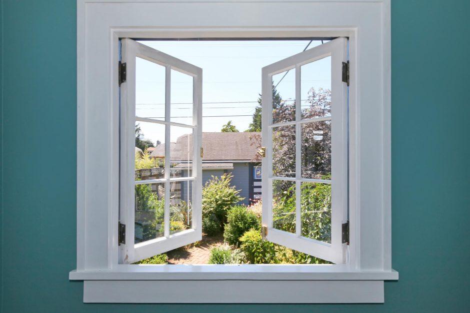 Hình ảnh cửa sổ gỗ đẹp và đơn giản