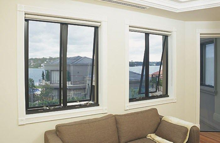 Hình ảnh cửa sổ phòng khách đẹp