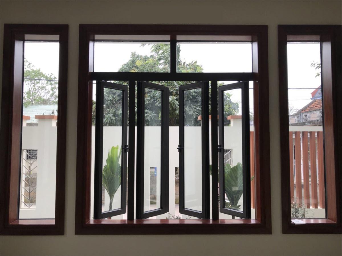 Hình ảnh mẫu cửa sổ đẹp đón gió