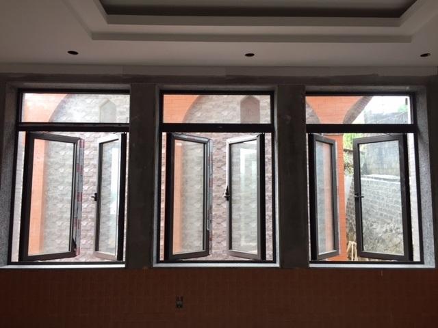 Hình ảnh mẫu cửa sổ nhôm kính đẹp cho ngôi nhà