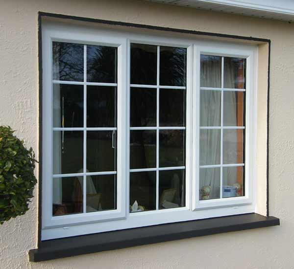 Mẫu cửa sổ 3 cánh đẹp