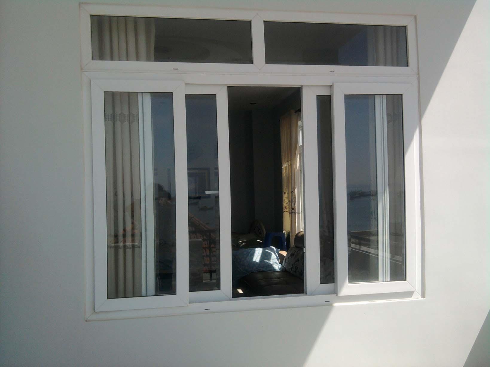 Mẫu cửa sổ 4 cánh đẹp