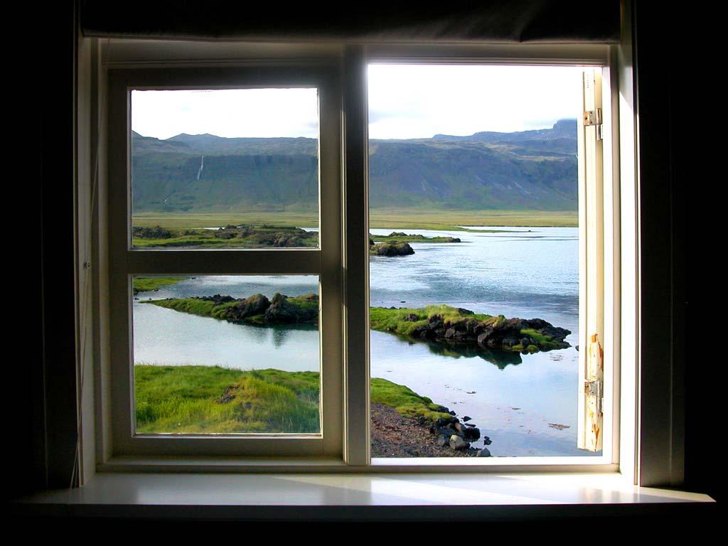 Mẫu cửa sổ đơn giản mà đẹp