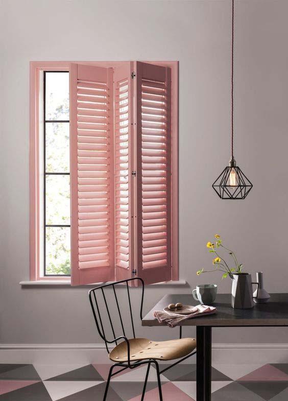 Mẫu cửa sổ gỗ đơn giản và đẹp