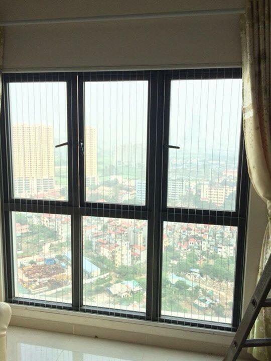 Mẫu cửa sổ phòng ngủ đẹp