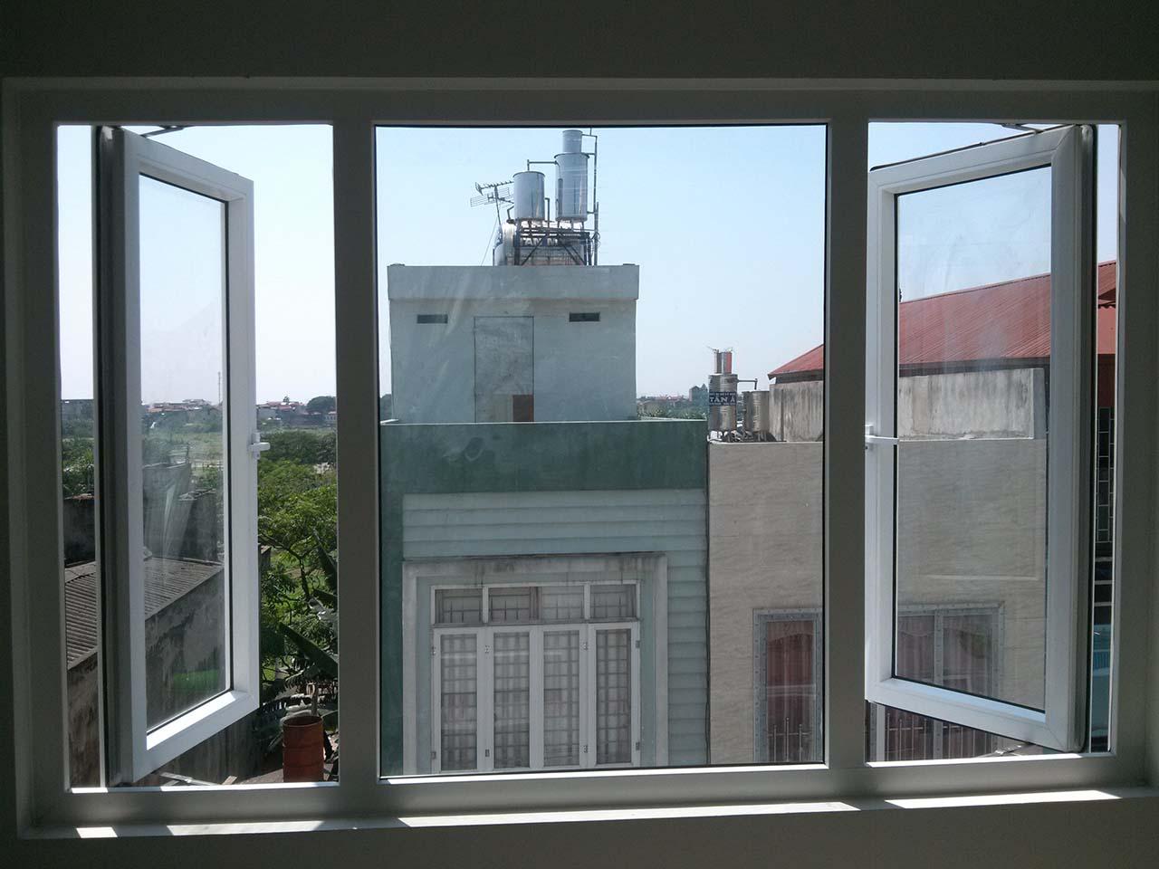 Những mẫu cửa sổ đẹp và độc đáo