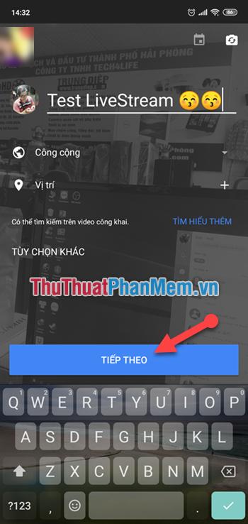 Thêm tiêu đề cho Video, tùy chọn chế độ phát video...
