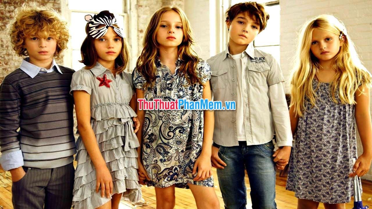 Cách chọn size quần áo trẻ em chuẩn (2)