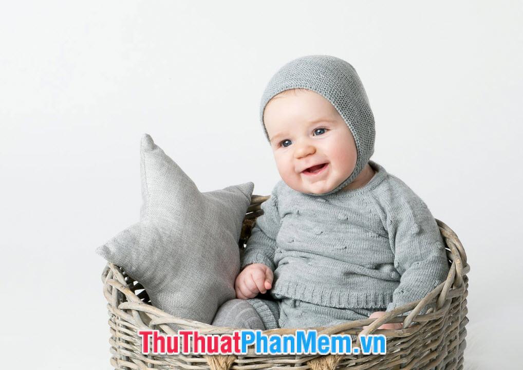 Chọn size quần áo cho trẻ sơ sinh