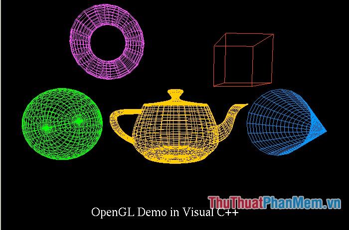 OpenGL là giao diện lập trình ứng dụng đa ngôn ngữ, đa nền tảng