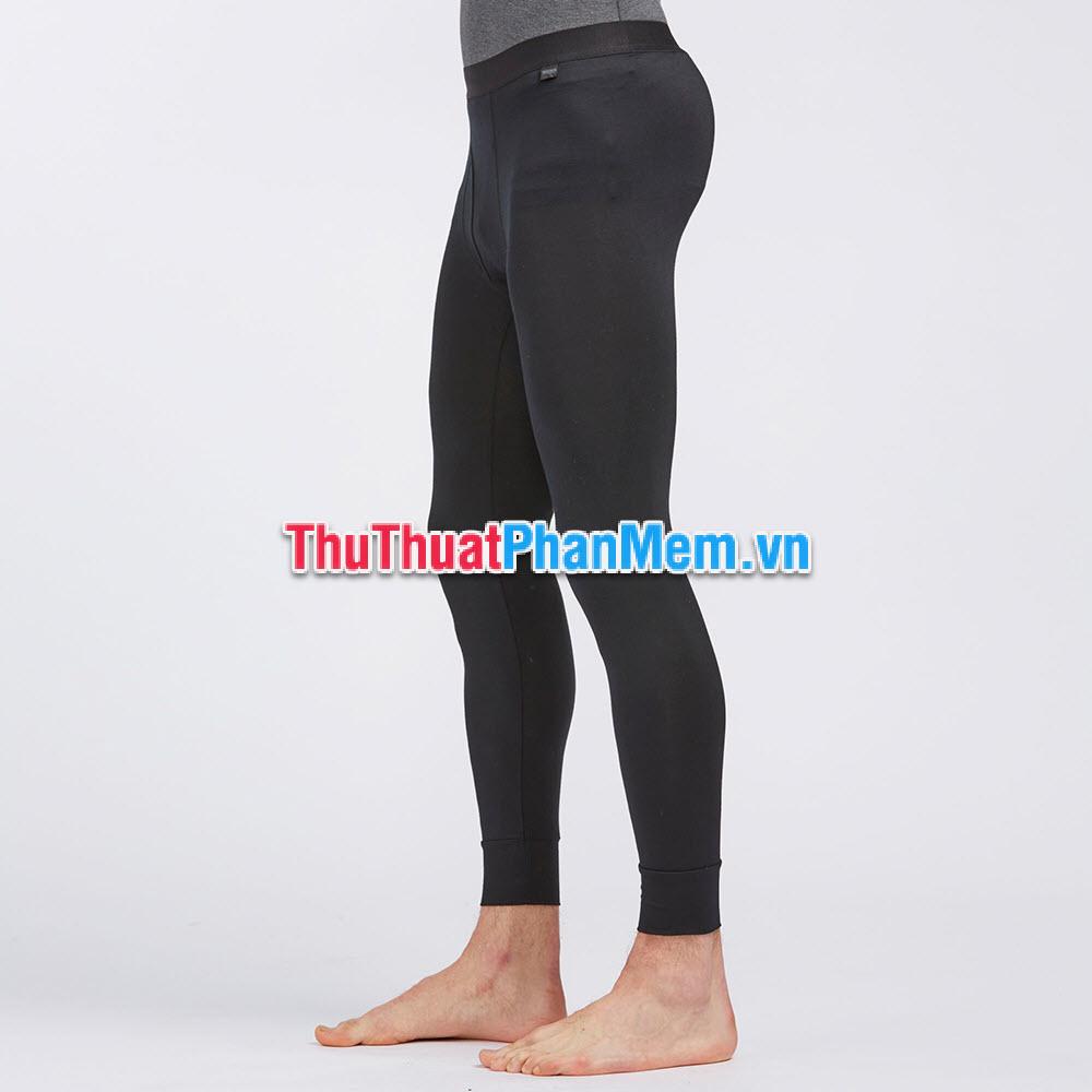 Size quần body nam, size quần Heattech nam