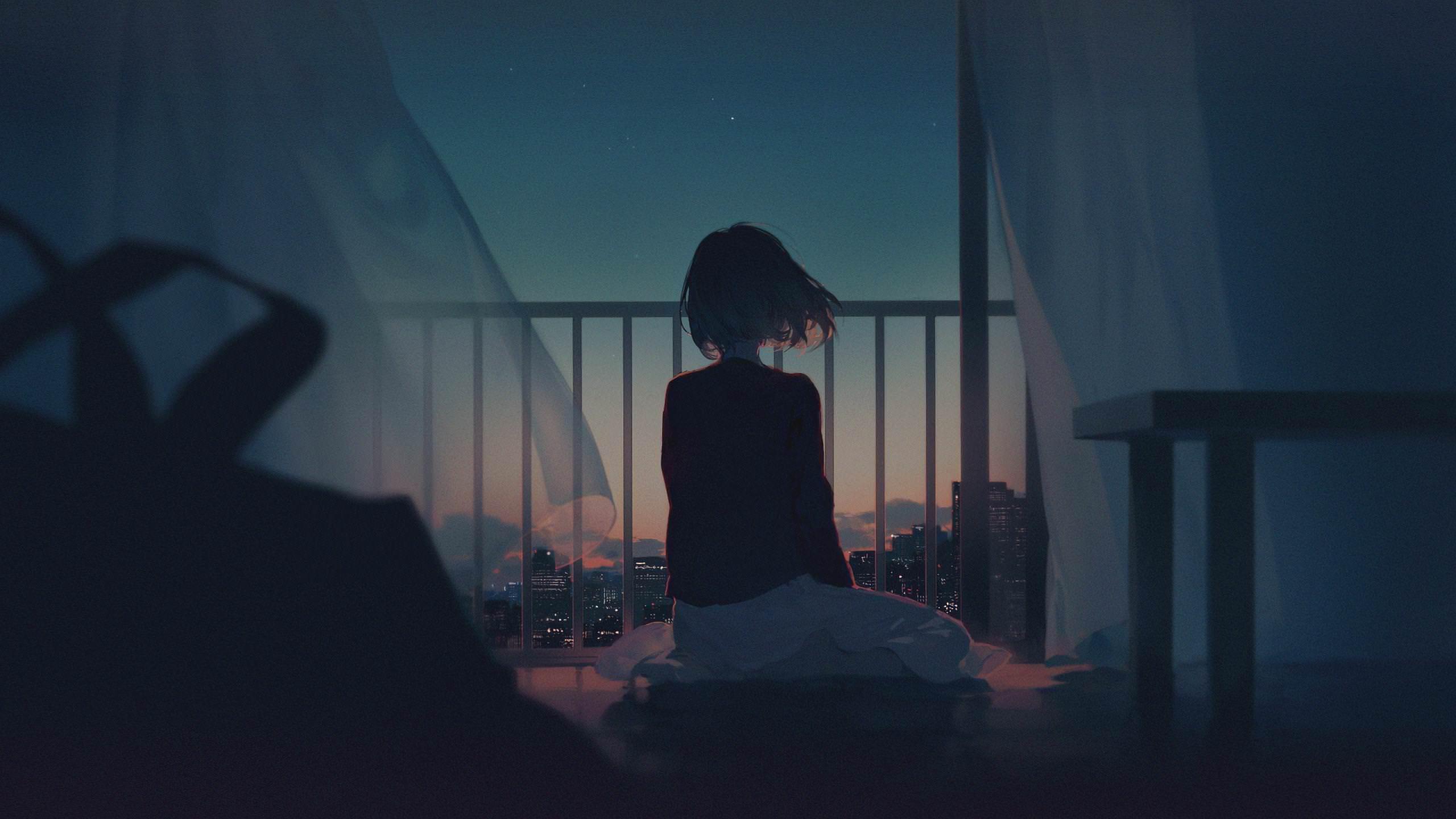 Ảnh buồn cô đơn đẹp nhất