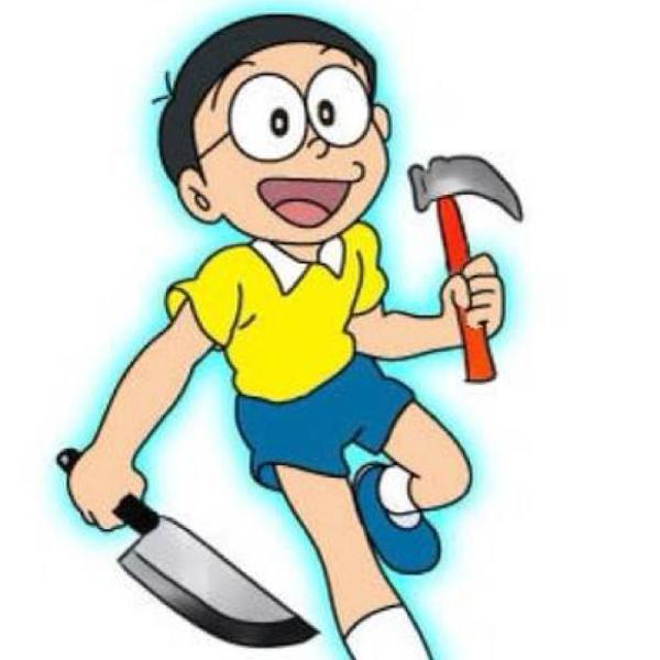 Ảnh nobita cực ngầu
