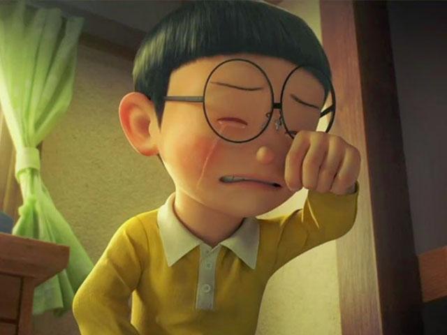 Ảnh nobita khóc