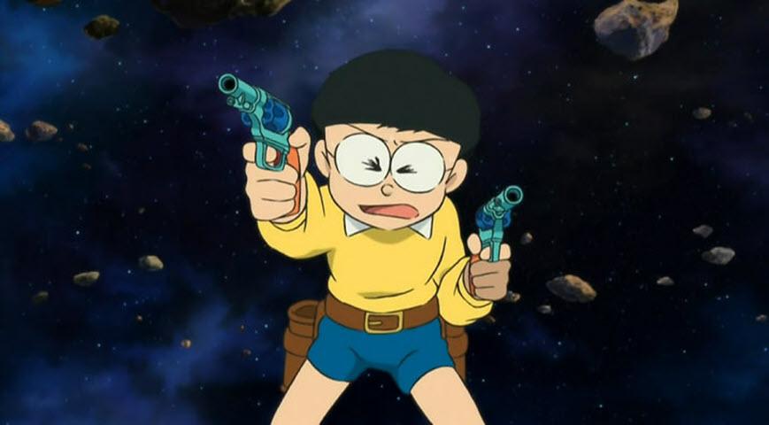 Hình ảnh anh hùng nobita