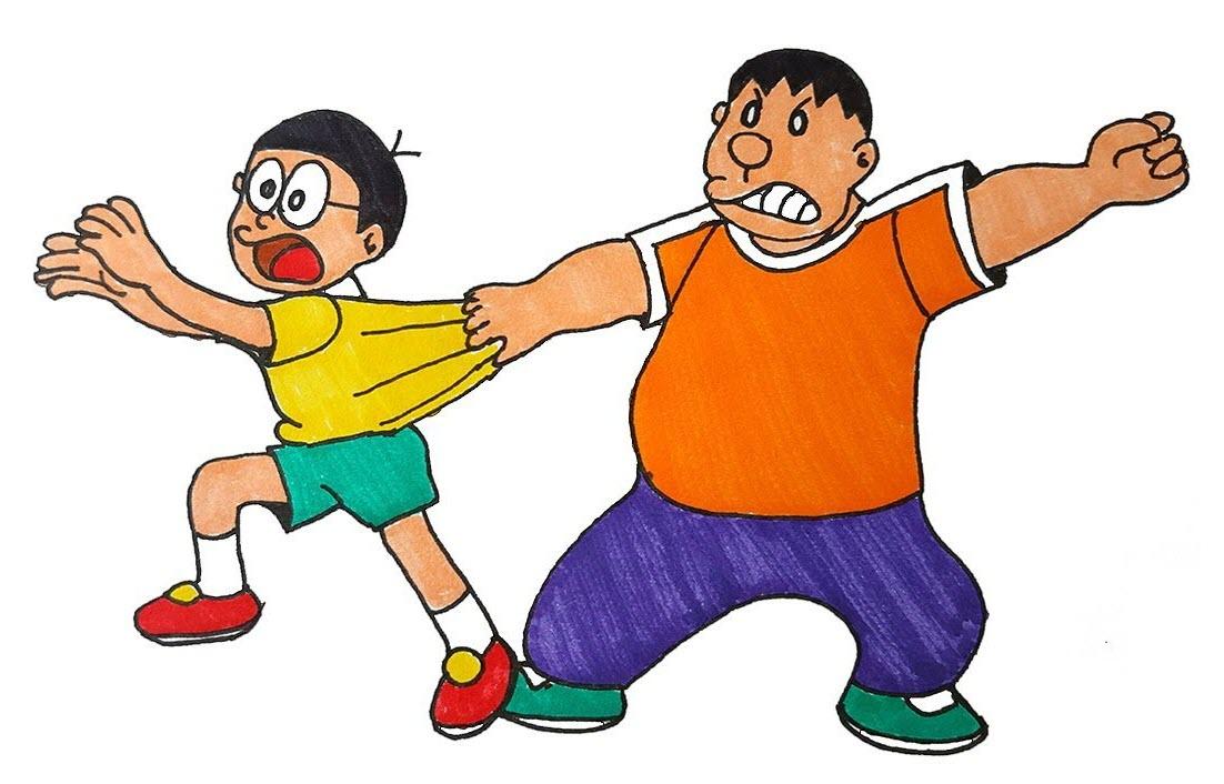 Hình ảnh chaien và nobita
