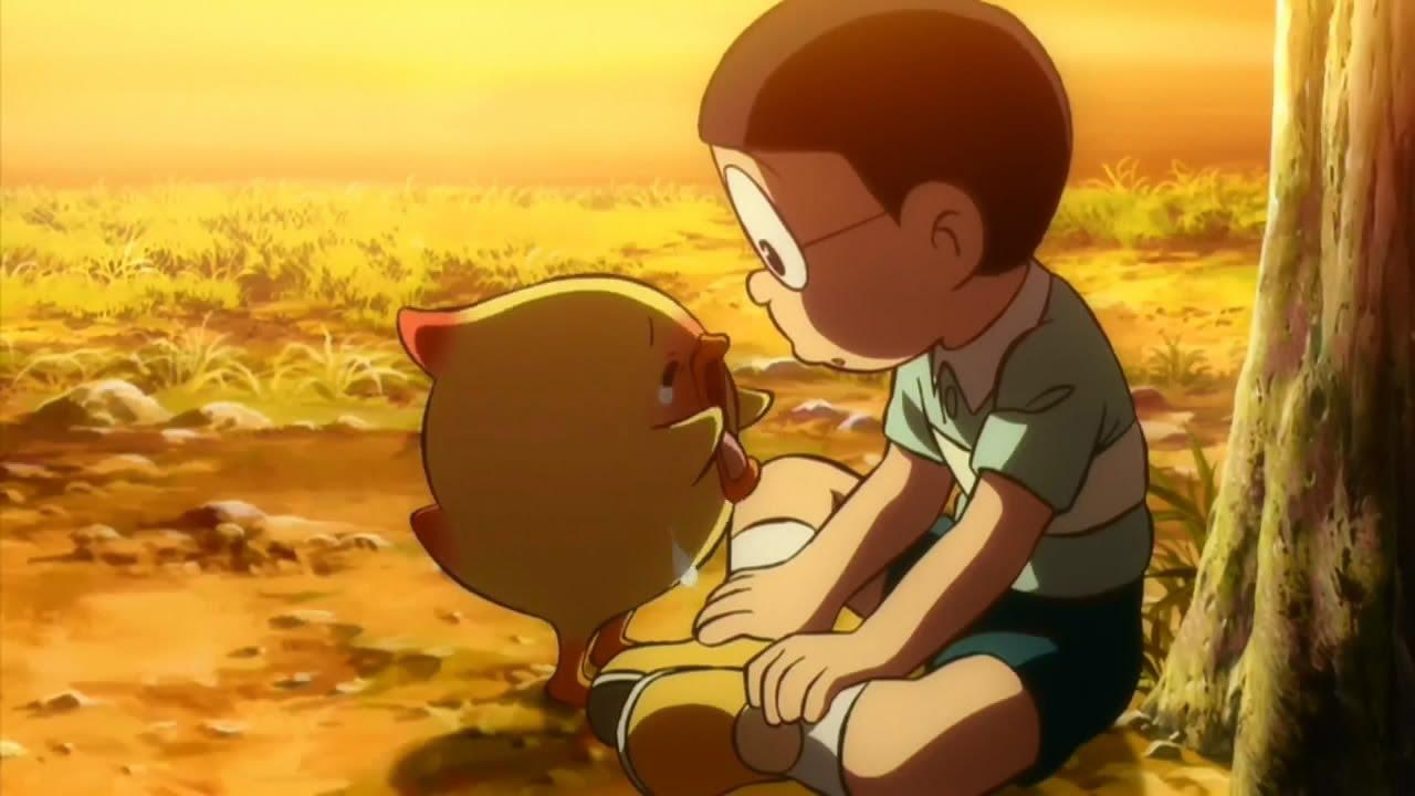 Hình ảnh đẹp nobita