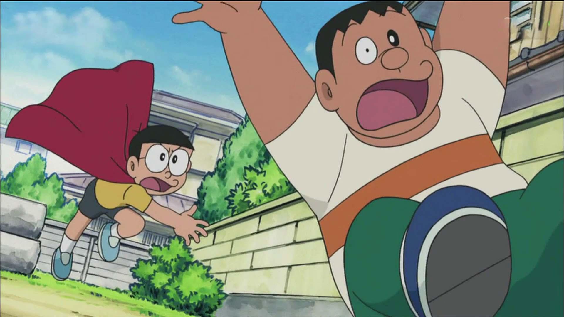Hình ảnh nobita chaien đẹp