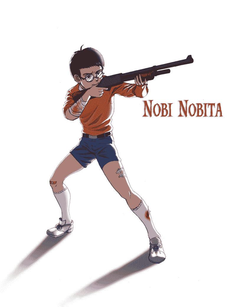 Hình ảnh nobita chế