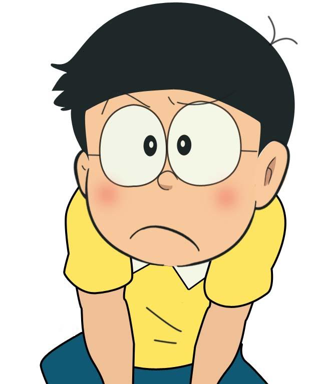 Hình ảnh nobita dễ thương