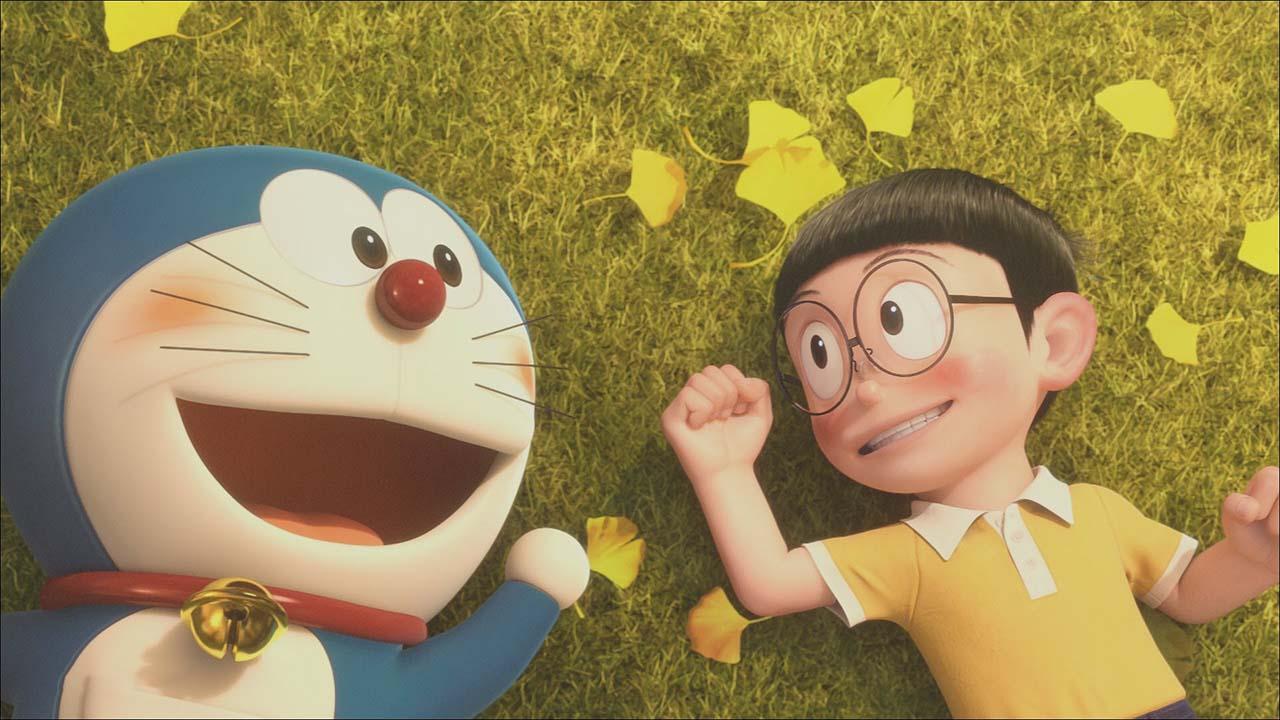 Hình ảnh nobita doremon