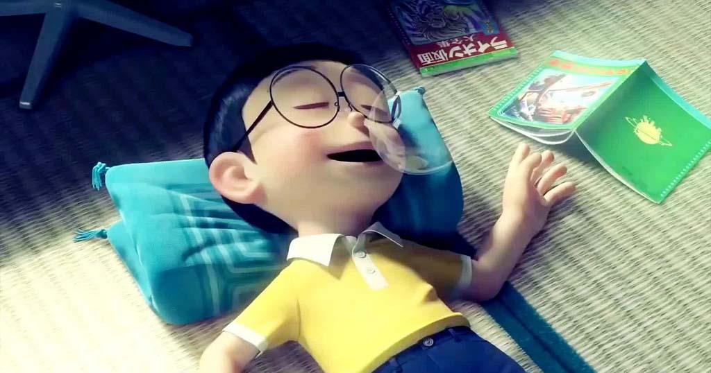 Hình ảnh nobita hài hước nhất